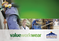 Portwest Value Workwear Catalogue
