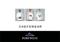 Portwest Chefswear Catalogue
